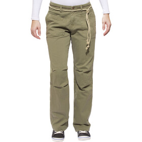 Red Chili Shima Pantalones Mujer, burnt olive